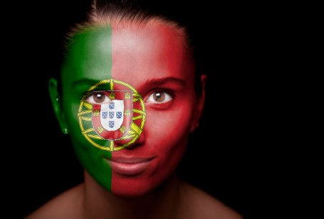 Portrait of Portugal Flag 5/3