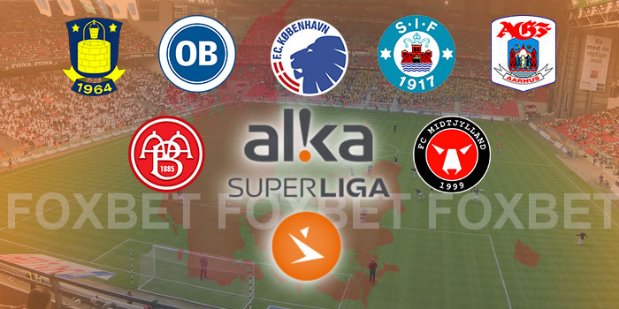 Superligaen Superlig Δανία 2017-18
