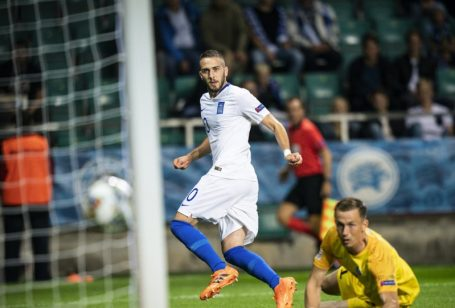 Estonia - Hellas 0-1