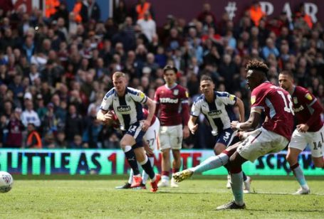 Aston Villa - West Bromwich 2-1