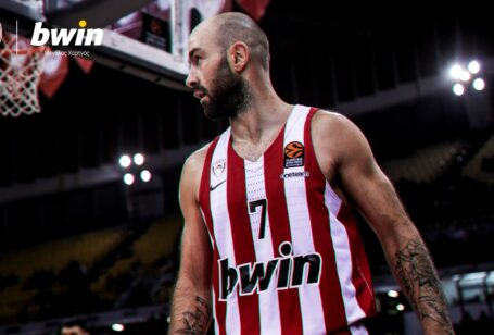 Bwin - Olympiacos BC - Συνέντευξη Βασίλη Σπανούλη